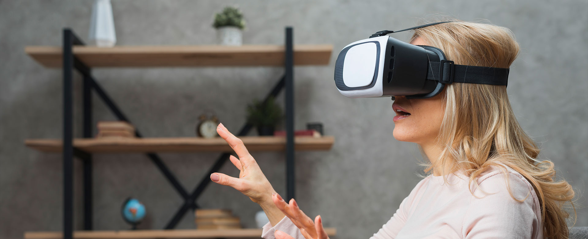 Software for Virtual Reality Design